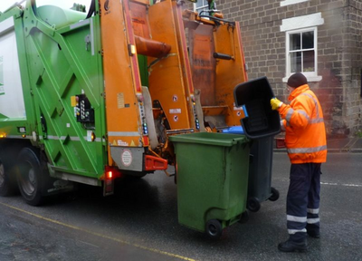DDDC waste collection